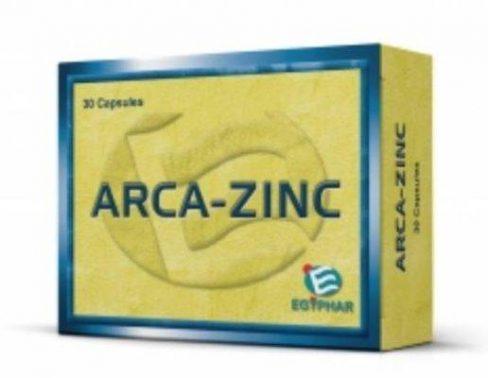 أركا زنك Arca Zinc لعلاج الاجهاد البدنى والنفسى