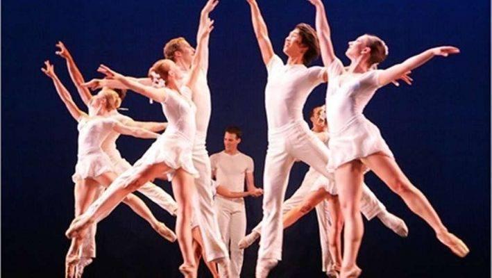 البالية  أنواع الرقص الحديث