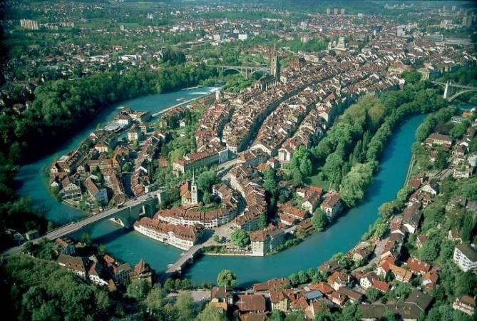 أهم مدن سويسرا وضواحيها