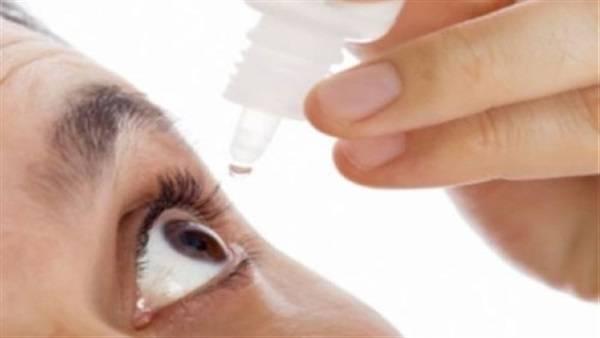 أوبتك سالين Optic Saline قطرة عين لعلاج تورم القرنية
