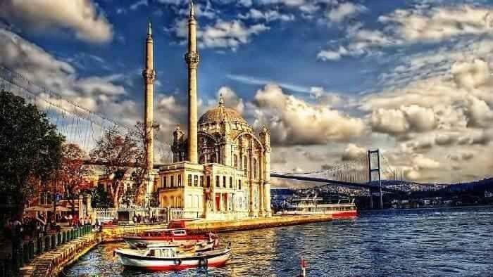 أين تقضي شهر العسل في تركيا؟