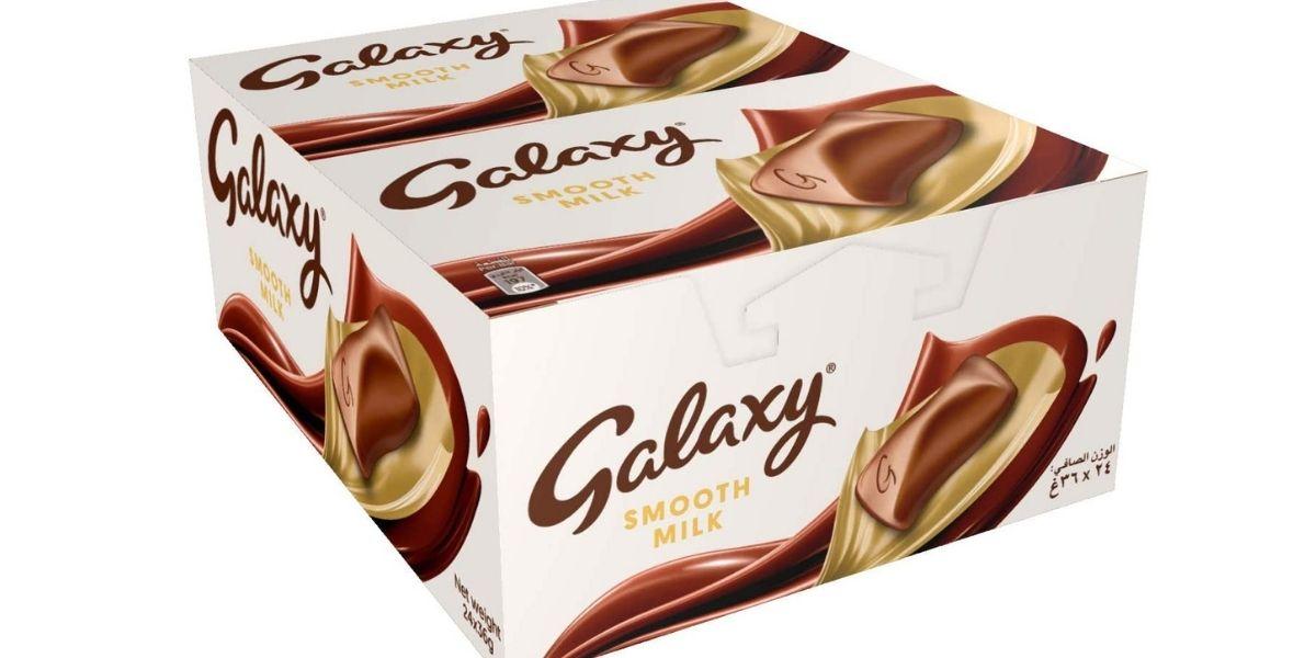 اسعار شوكولاته galaxy