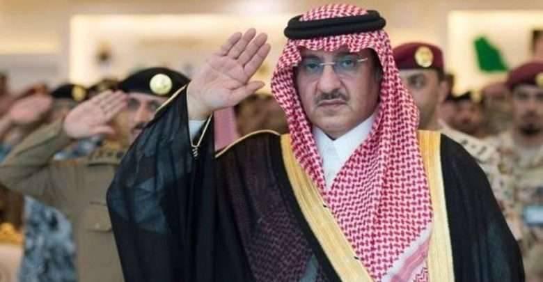 حياة الامير محمد بن نايف معلومات عديدة عن حياة الأمير محمد بن نايف