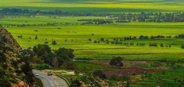الحياة الريفية في ليبيا