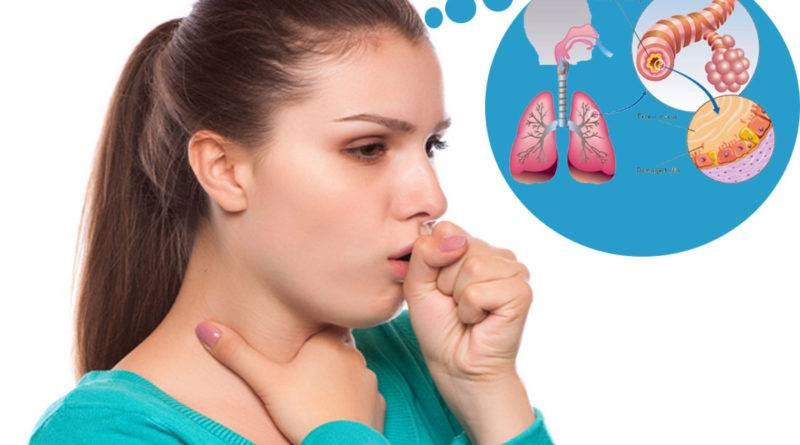 شراب برونوترول Bronotrol لعلاج ضيق التنفس