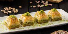 أماكن بيع الحلويات العربية في دبي