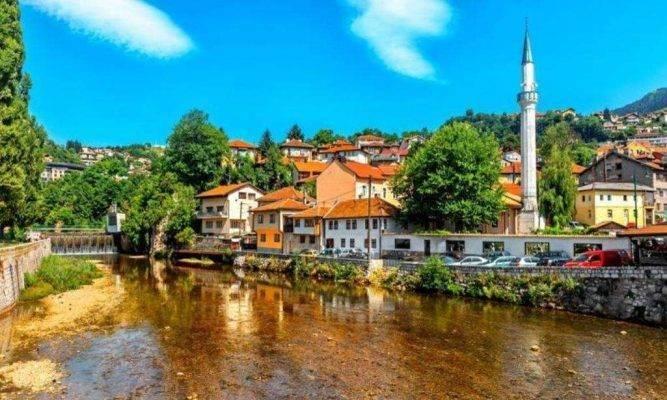 سراييفو  السياحة في البوسنة 2019