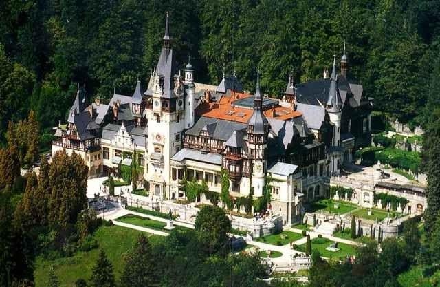 إليك..أجمل المدن السياحية فى رومانيا ...