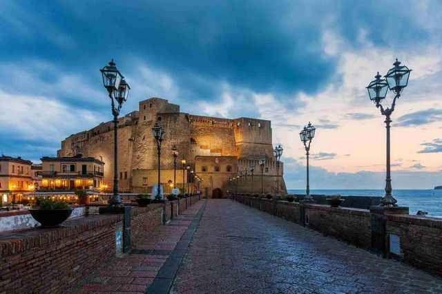 قلعة ديلوفو Castle of Delovo