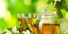 الشاي الأخضر فوائده وأضراره
