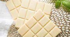 الشوكولاته البيضاء   فوائد ستجعلك تتناولها باستمرار