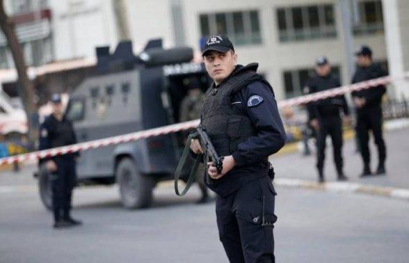 العصابات في تركيا