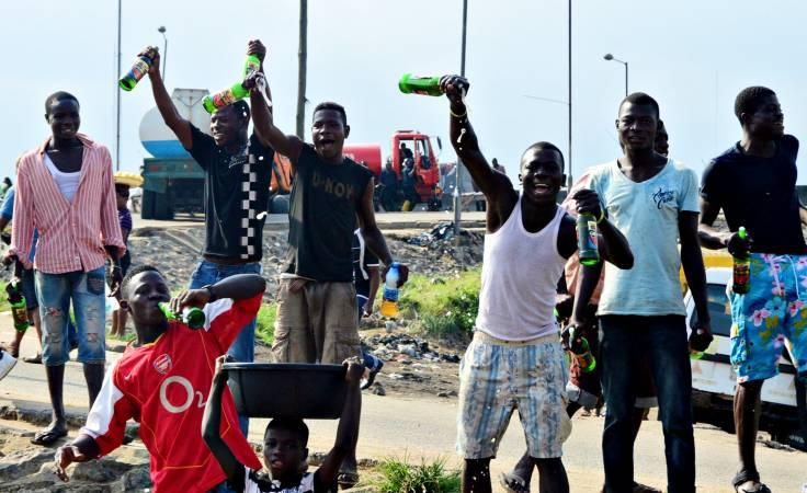 العصابات في نيجيريا