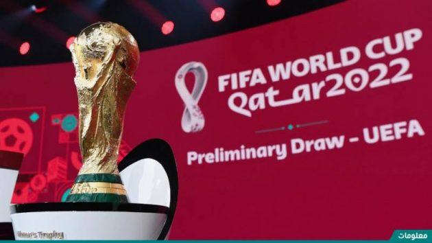 المنتخبات المتاهلة لكاس العالم 2022