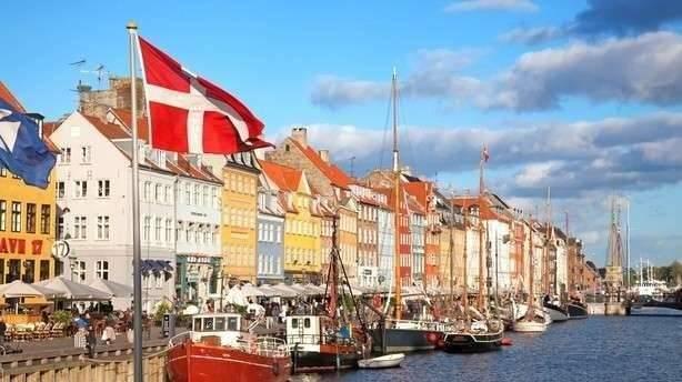 بماذا تشتهر دولة الدنمارك