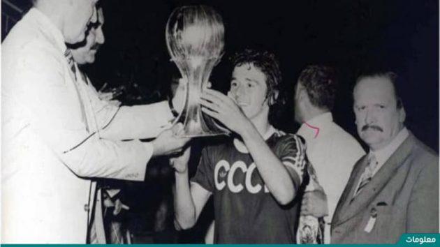 تاريخ كأس العالم للشباب