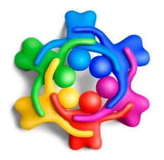 تعبير عن التعاون بين الطلاب بالعناصر الرئيسية