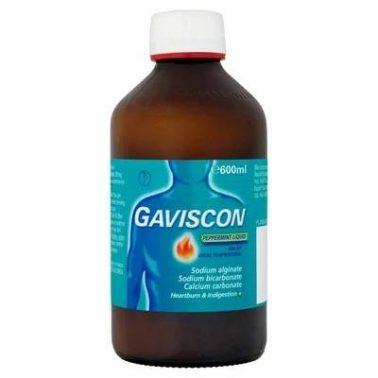 جافيسكون أدفانس Gaviscon Advance لعلاج الحموضة