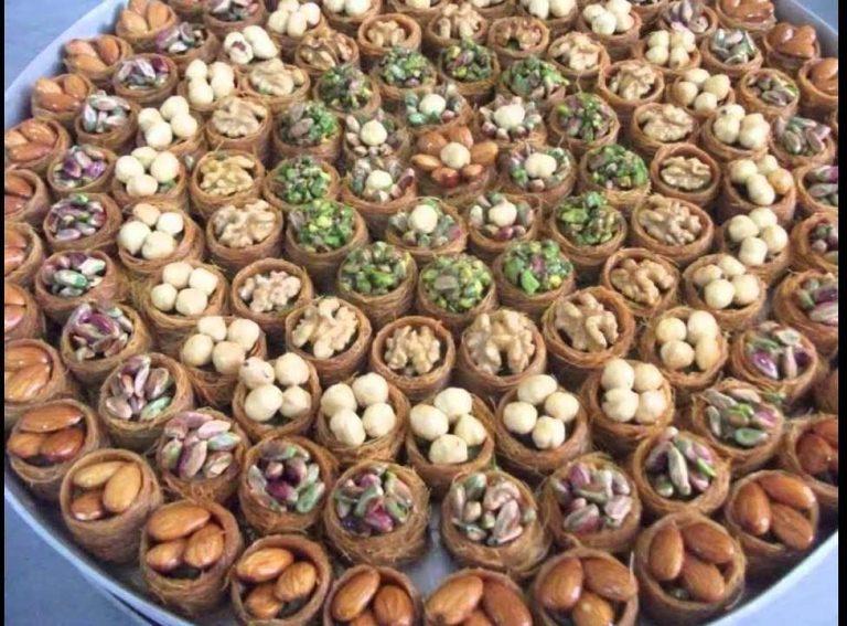 حلويات مشهورة بالأردن