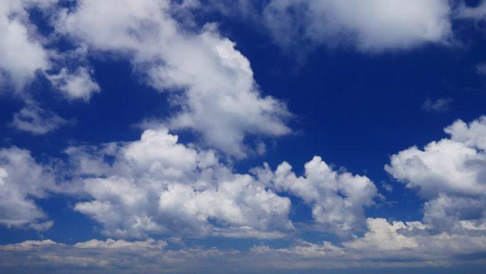 خواطر عن السماء
