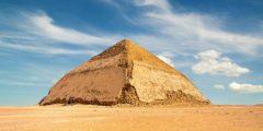 معلومات عن أهرامات دهشور في مصر