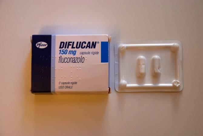 ديفلوكان مضاد الفطريات