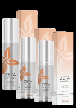 زيتا وايت Zeta white لتفتيح البشرة