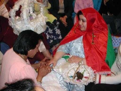 كيفية الزواج في تونس