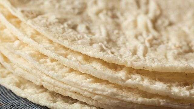 طريقة عمل خبز التاكو