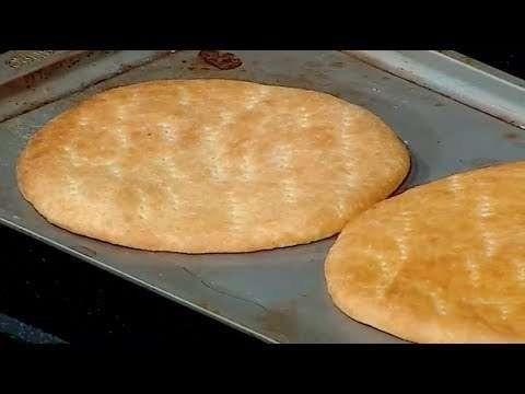 طريقة تحضير خبز التميس الأفغاني