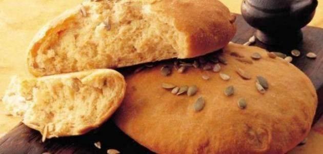 إعداد خبز الذرة في المنزل