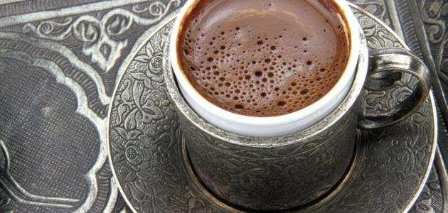 طربقة عمل القهوة الفرنسية الجاهزة