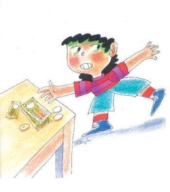 قصص للأطفال عن السرقة