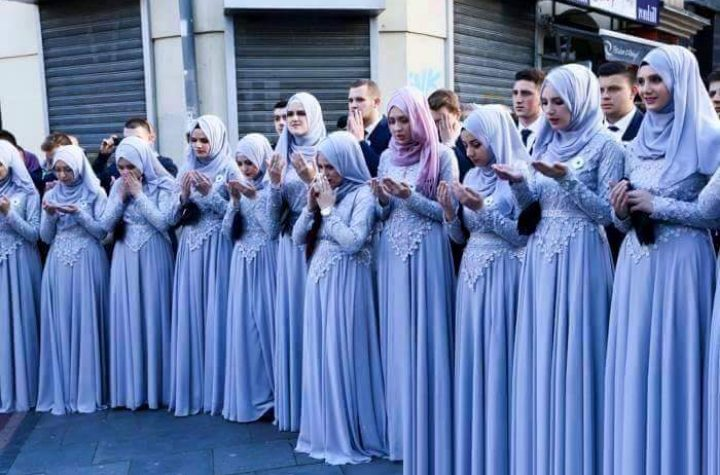 الزواج في ألبانيا