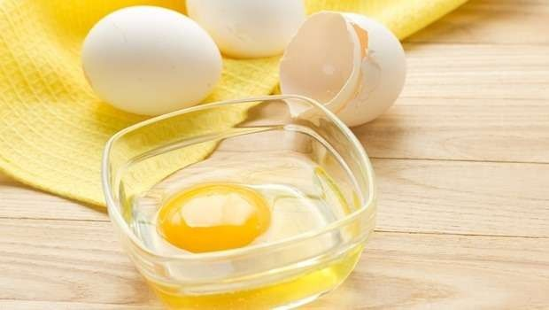 طريقة استعمال البيض على البشرة