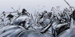 قائد جيش المسلمين في غزوة بدر