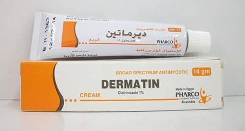 كريم ديرماتين Dermatin مضاد للفطريات