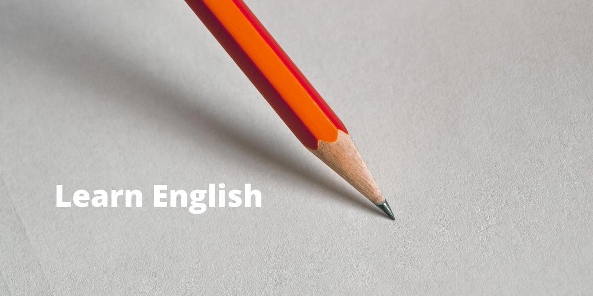 كلمات انجليزية للمبتدئين