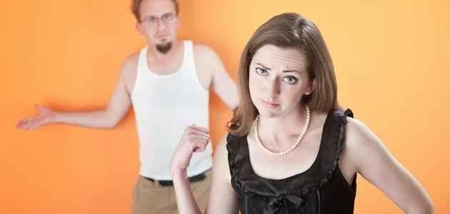 كيفية التعامل مع الزوجة النكدية  تعرف على اهم الطرق التي يتبعها الرجل نحو زوجته النكدية