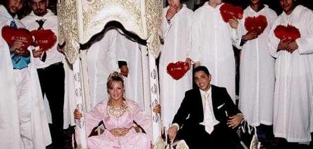 كيفية الزواج في المغرب تقاليد الزواج في المغرب
