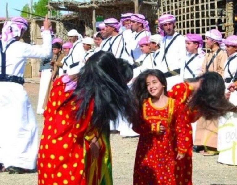 تعلم الرقص الخليجي