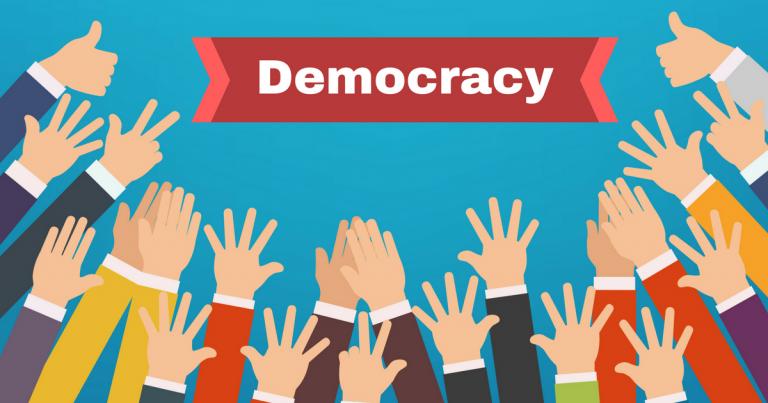 ما هو مفهوم الديمقراطية