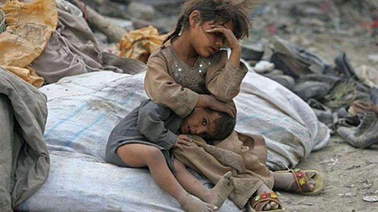 مشاكل الأطفال في العالم  مشاكل تواجه الأطفال حول العالم