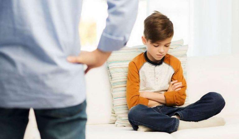 مشاكل الأطفال في سن العاشرة