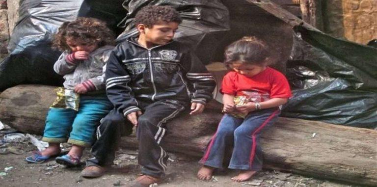 مشاكل الأطفال في مصر