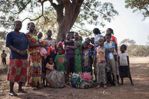 عدد سكان جمهورية إفريقيا الوسطى ونسبة المسلمين والأديان الأخرى
