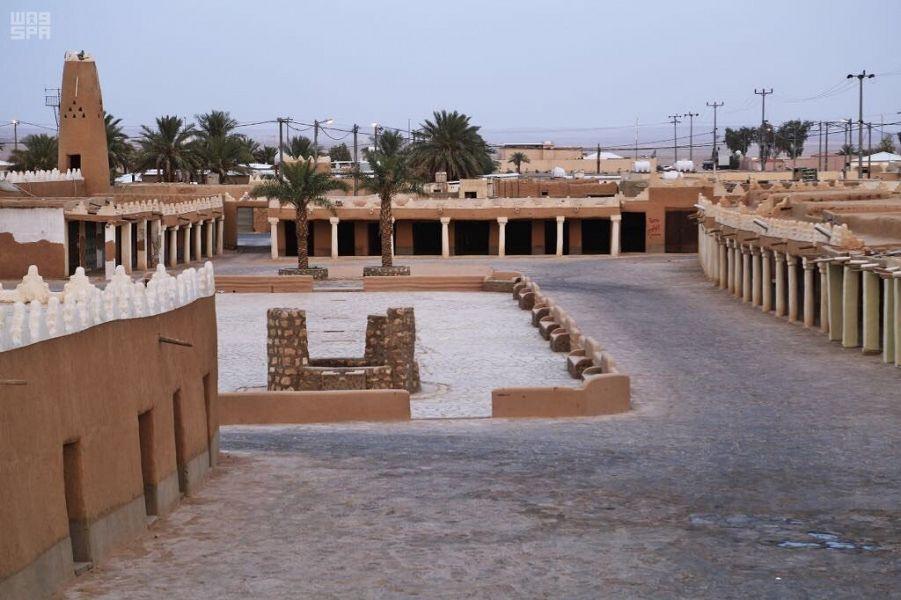 معلومات عن قرية لينه السعودية