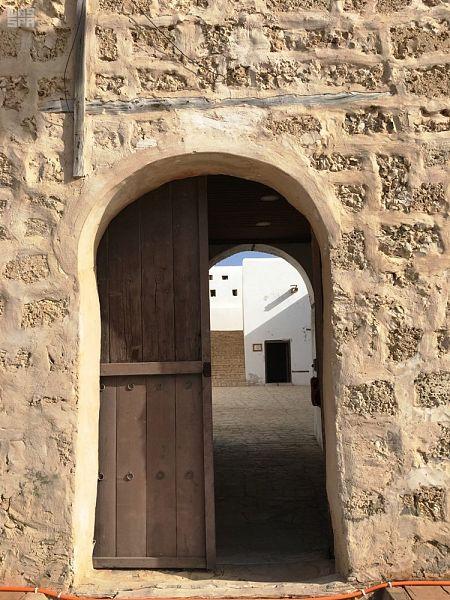 معلومات عن قلعة السوق في تبوك