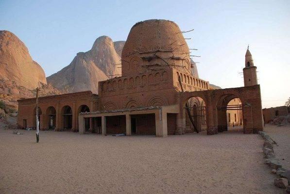 معلومات عن مدينة كسلا الأبيض السودان