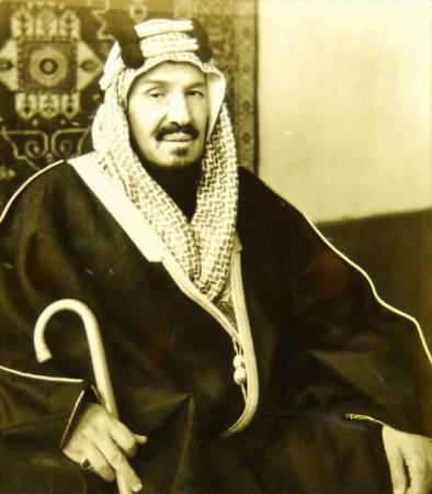 من صفات الملك عبد العزيز آل سعود